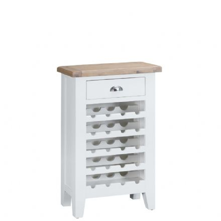 Toulouse White Wine Cabinet